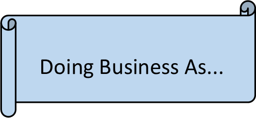 doing business as