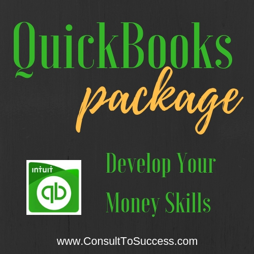 QB Package - Develop your money skills
